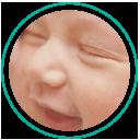baby-hoofdje